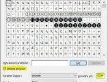 Klavyede 2 bölü 5 { ⅖ } işareti nasıl yapılır