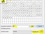 Klavyede Arapça Riyal İşareti { ر.س } nasıl yapılır