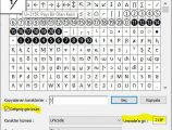 Pc klavyesinde 1 bölü kesir { ⅟  } işareti nasıl yapılır