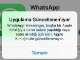 İphone uygulama güncellenemiyor // ücret iadesi yapıldı sorunu çözümü